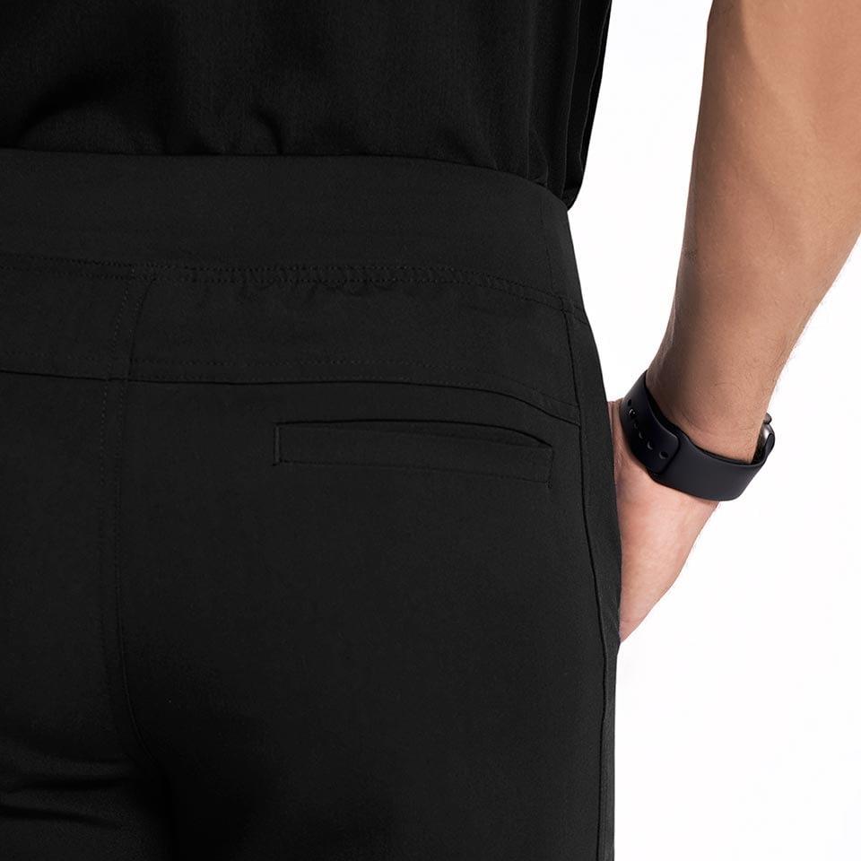 Men's Seven-Pocket Cargo Scrub Pants