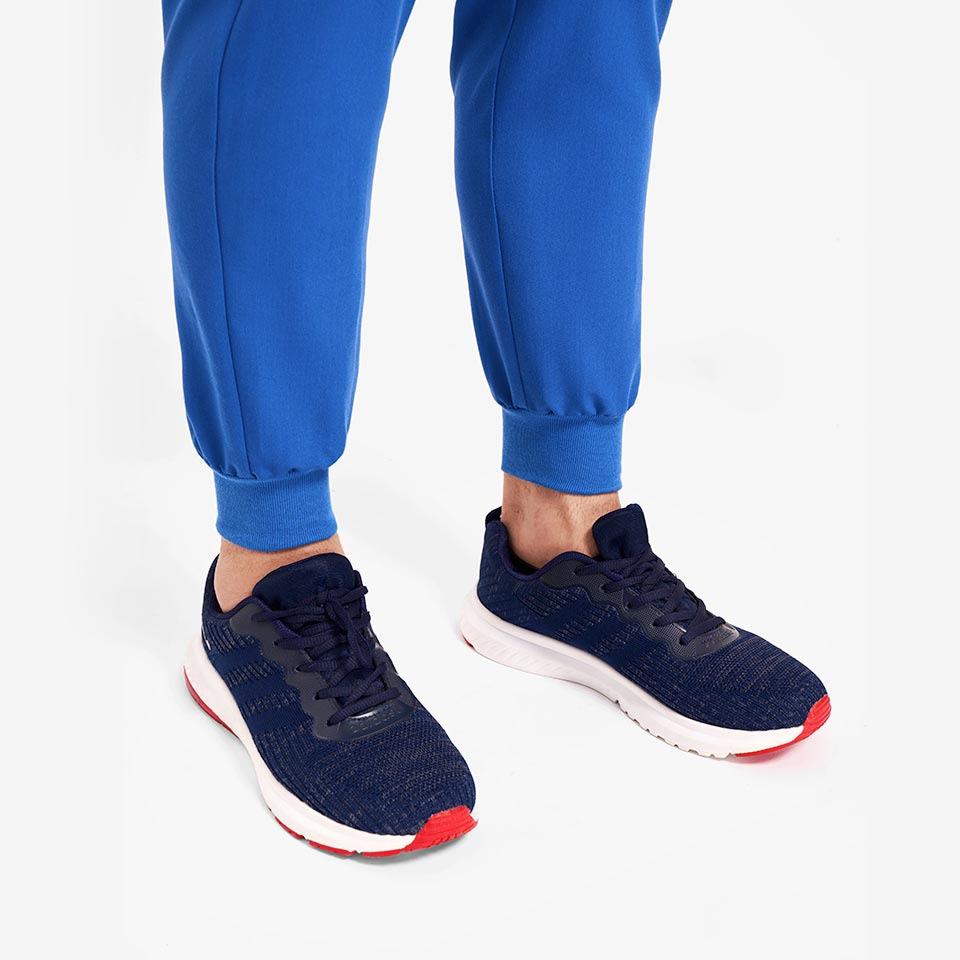 Men's Five-Pocket Jogger Scrub Pants