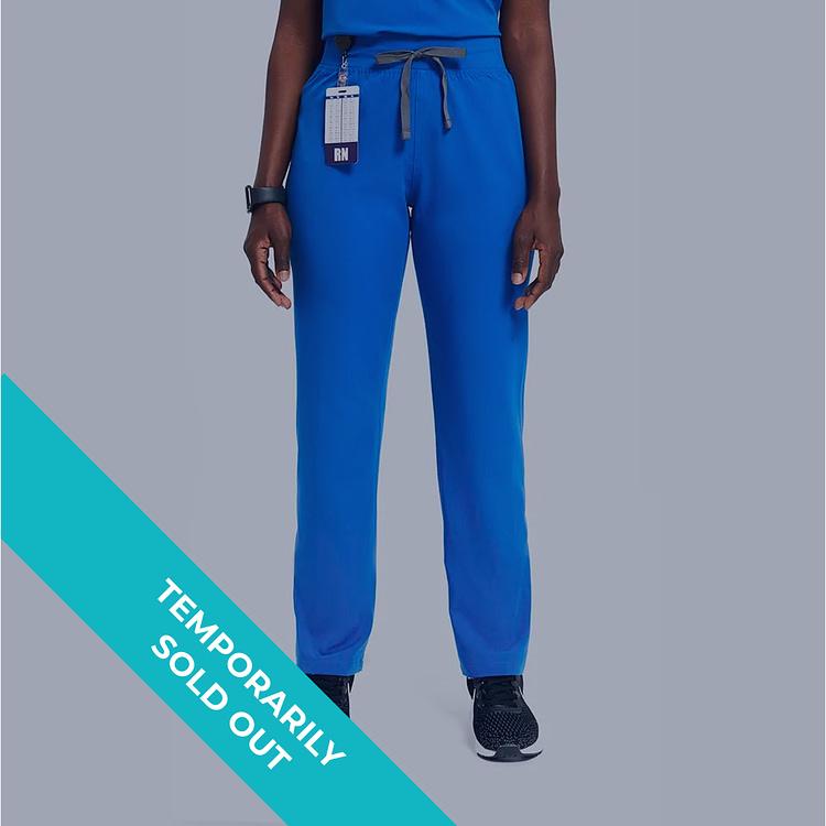 Women's Two-Pocket Scrub Pants
